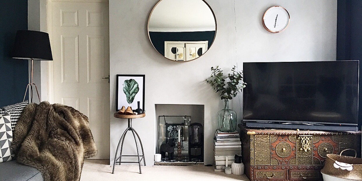 Bloggers' Homes Interior Link Up | February '18 Feat. Nest Twenty Eight