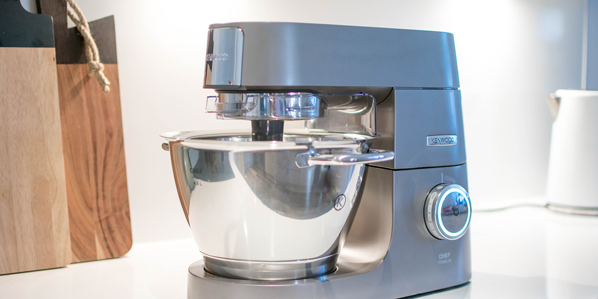 Kenwood Chef Titanium Review