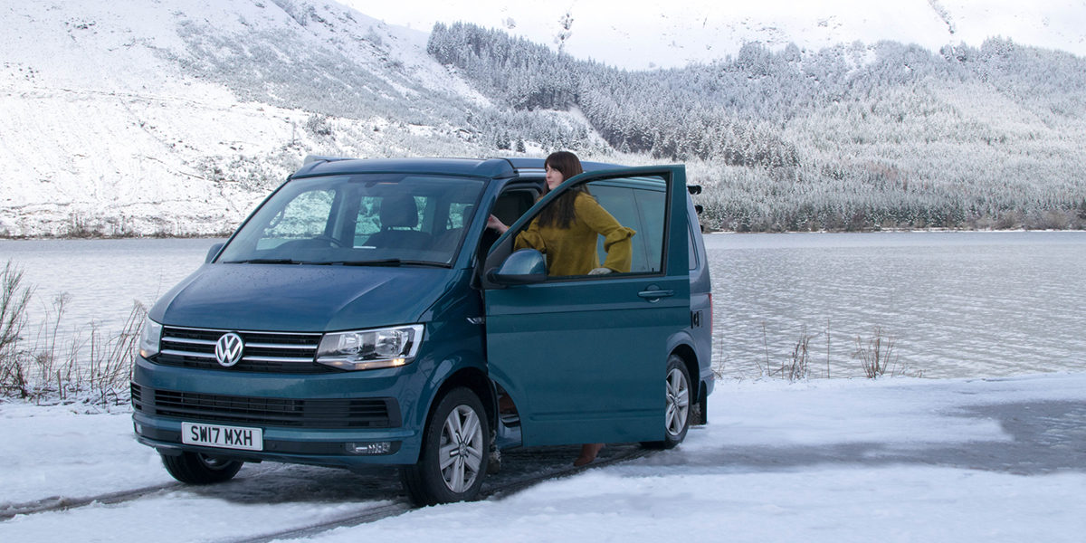 Scottish West Coast & Highlands Road Trip With Volkswagen California