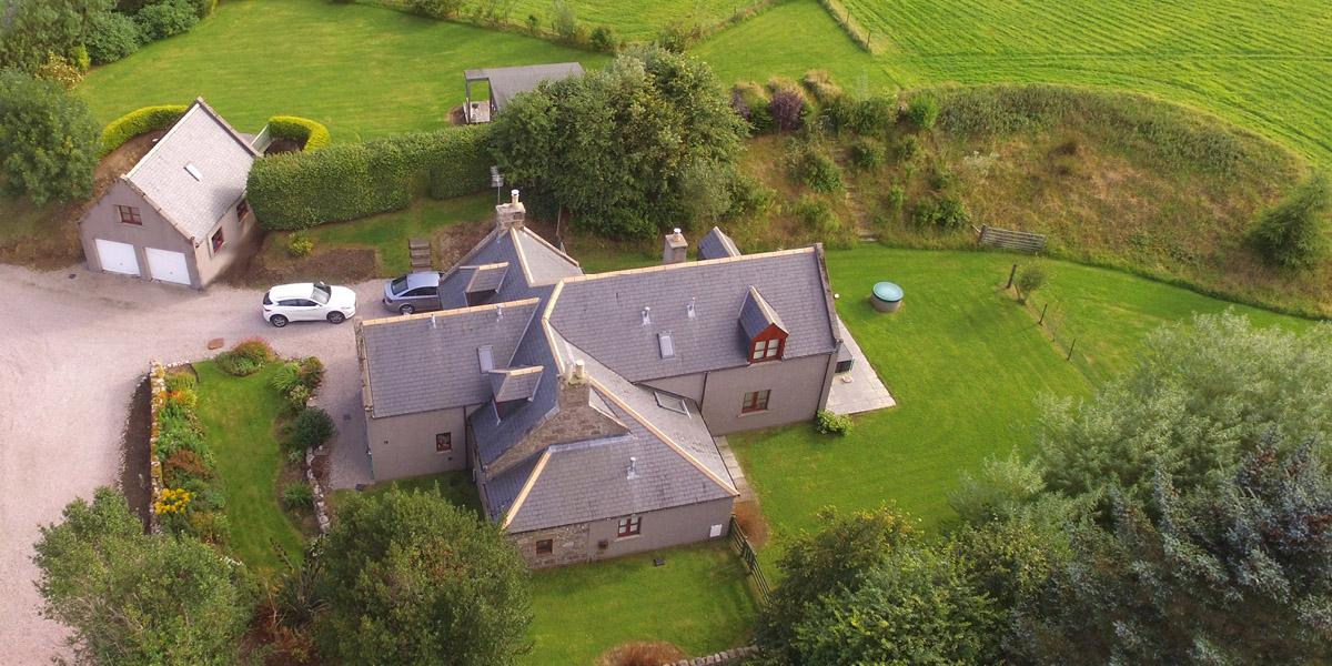 house aerial