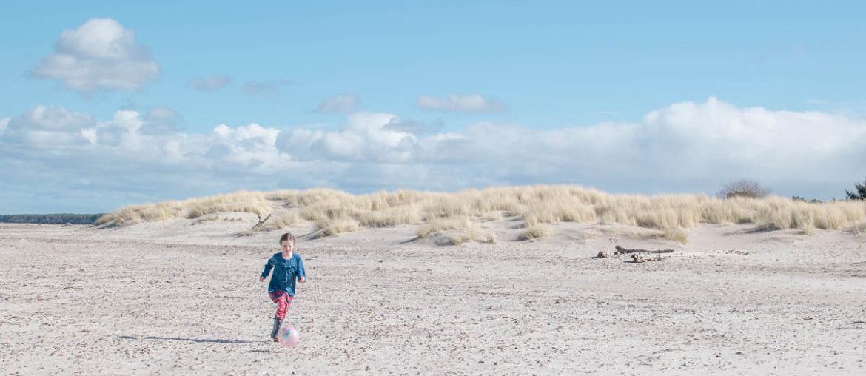 Our Scottish Highlands Coastal Adventure in Nairn
