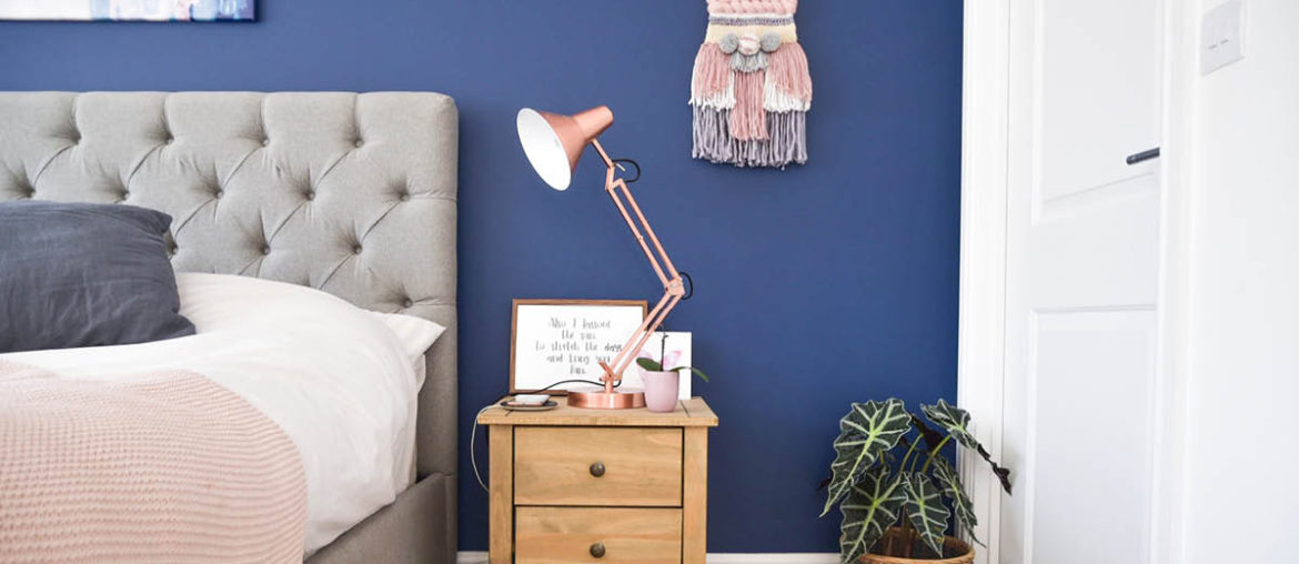 Bloggers' Homes Interiors Link Up   April 2018 Feat. Candidly Rhubarb