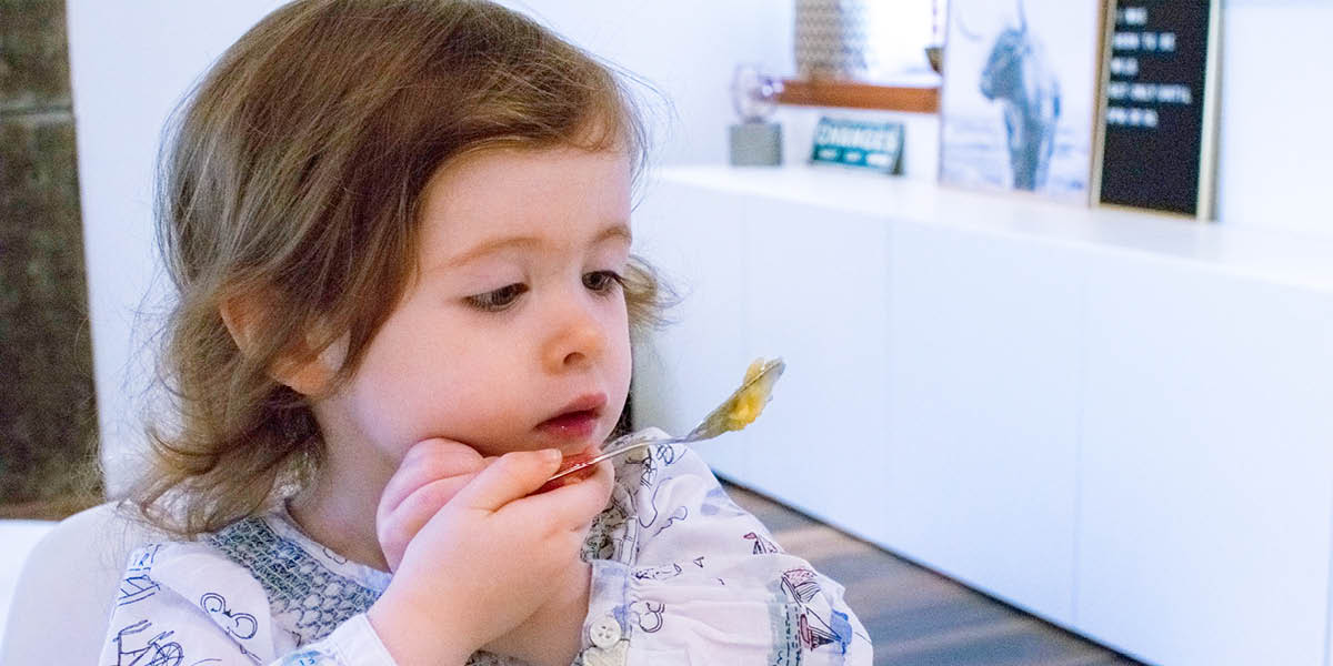 Sainsburys little ones range baby food