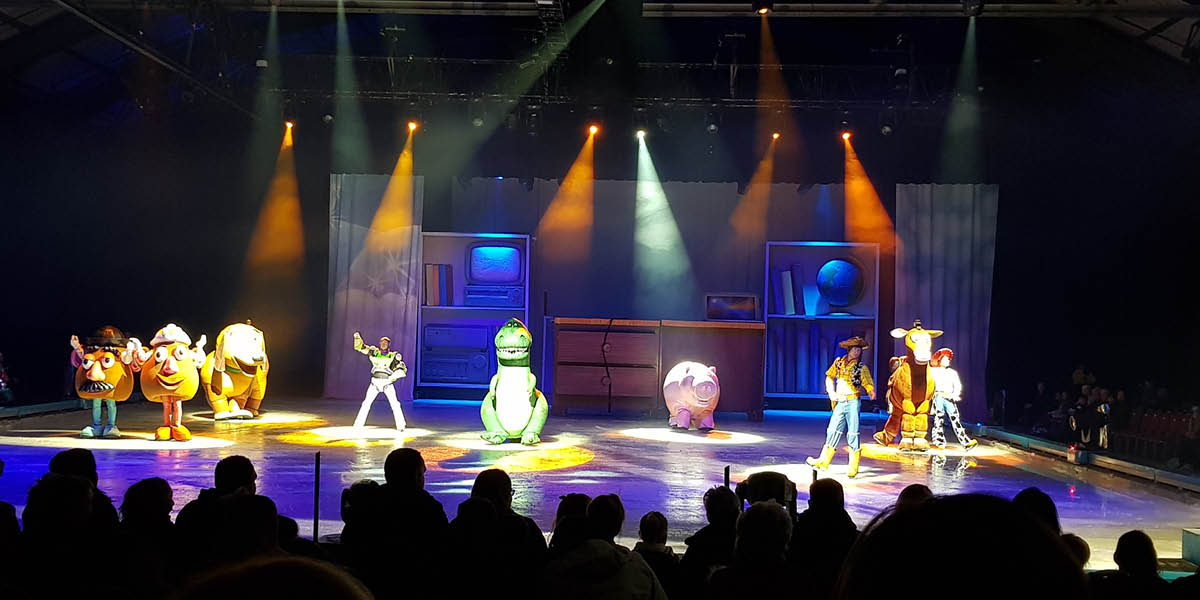 disney on ice aberdeen world of enchantment