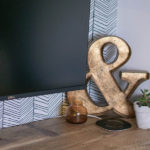 scaffold board desk home office update