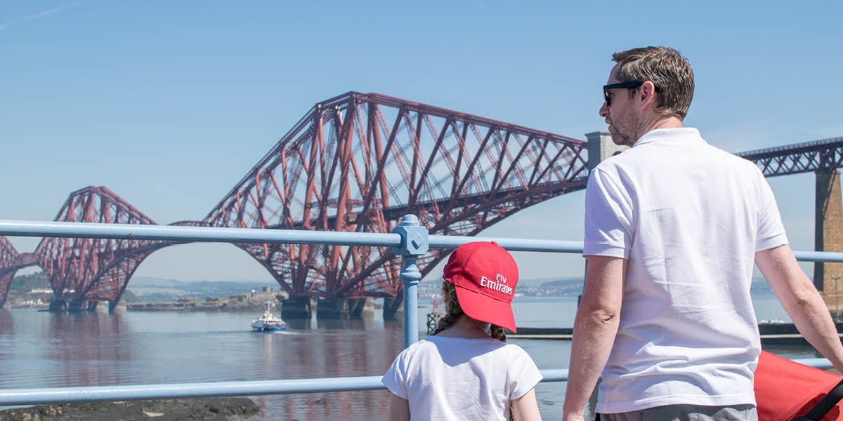 Family Holidays in Edinburgh