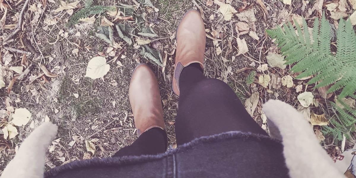 Autumn clothes