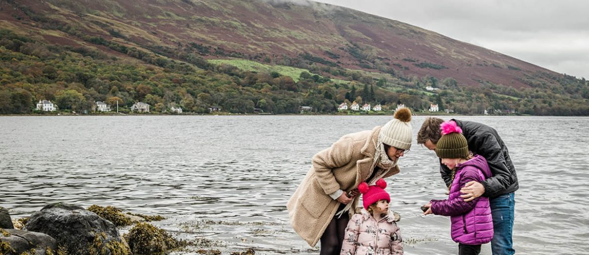 A Scottish Island Getaway to Isle of Bute