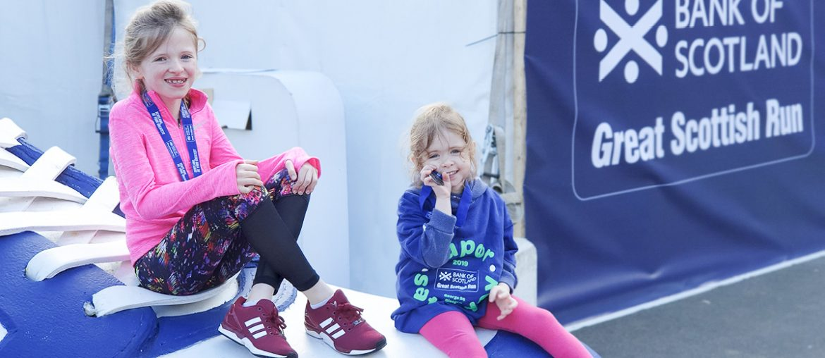 Family Fit with The Great Scottish Run