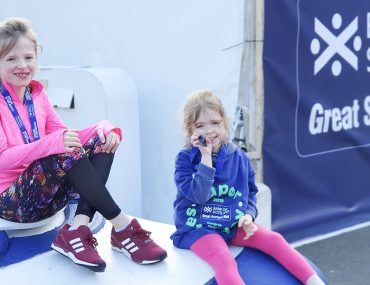 Great Scottish Run Family mile